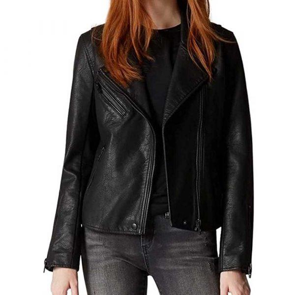Genuine Moto Leather Jacket