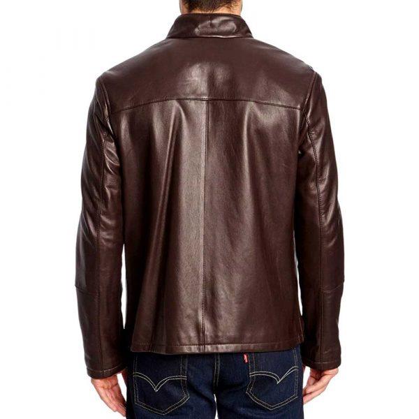 mens-brown-leather-moto-jacket
